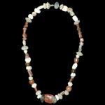 Bronze Age - Anatolia - Cornelian and Other Bead Necklace