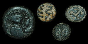 Bronze Age - Four Stone Seals