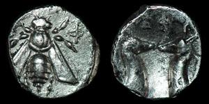 Greek Ephesos - Diobol