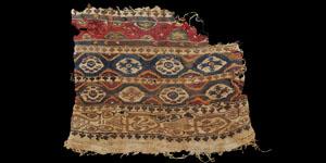 Egyptian Coptic Textile Fragments