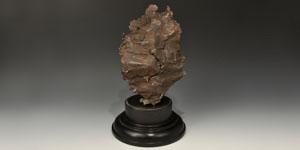 Geological Large Piece of Sikhote Alin Meteorite
