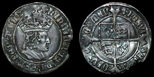 Tudor Henry VII - Tentative Issue Profile Groat