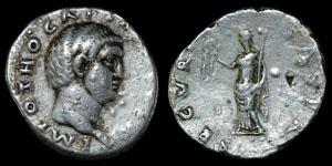 Roman Otho - Rome - Denarius