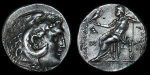 Greek Mesembria - Alexander III - Tetradrachm