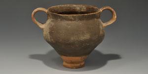Celtic Gallo-Roman Rhenish Blackware Cup