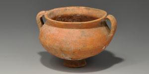 Roman European Redware Jar