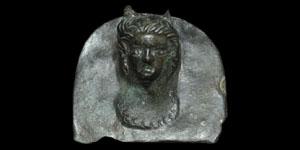 Roman Bronze Faunus Mount
