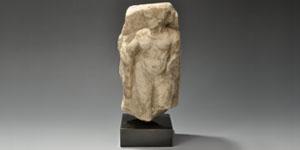 Roman Marble Female Figurine