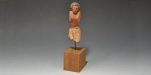 Egyptian Middle Kingdom Funerary Boatman