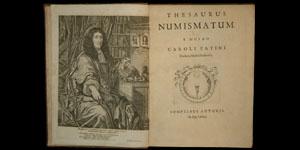 Thesaurus Numismatum - Caroli Patini - 1672