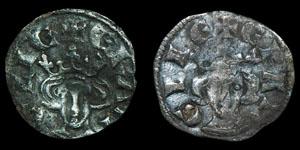 English Medieval Edward I - London - Farthings [2]