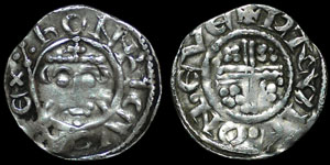 English Medieval - Richard I - Short Cross Penny - York - Davi/Nicole