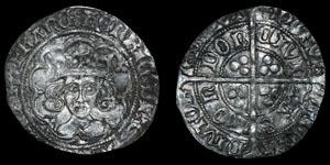Tudor Henry VII - Facing Bust Groat