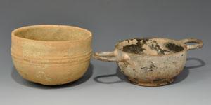 Greek Ceramic Vessels
