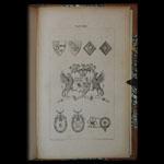 Grammar of British Heraldry - Sloane-Evans - 1854