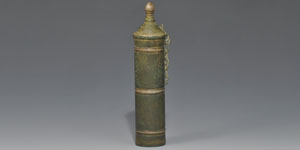 Roman Cylindrical Pixis