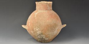 Bronze Age Phoenician Ceramic Storage Jar