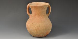 Bronze Age Phoenician Ceramic Storage Vessel