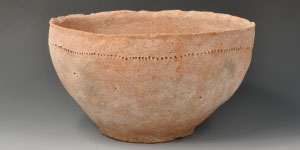 Bronze Age Phoenician Ceramic Bowl