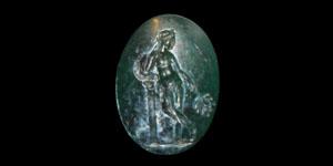 Roman Figural Intaglio