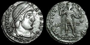 Roman Empire - Valens - Siliqua