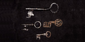 Medieval Gothic Keys Group