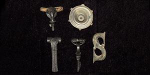 Roman Brooch Group