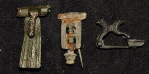 Roman and Romano-British Bow Brooches