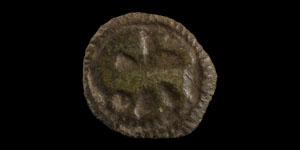 Anglo-Saxon Regardant Beast Disc Brooch