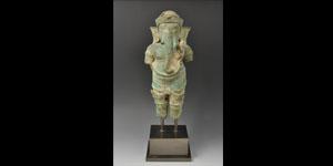 Indian Ganesh Elephant God Torso