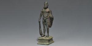 Roman Hercules Statuette