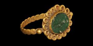 Roman Gold Intaglio Ring