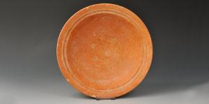 Roman Large Redware Platter