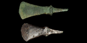 Bronze Age Tanged Chisels