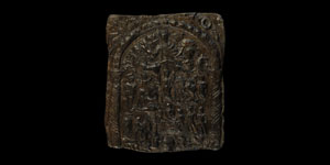 Roman Figural Plaque