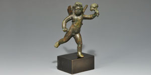 Roman Eros Statuette