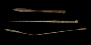 Roman Group of Surgical Instruments
