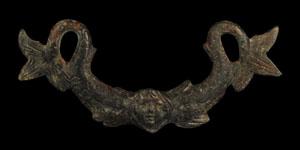 Roman Helmet Carrying Handle