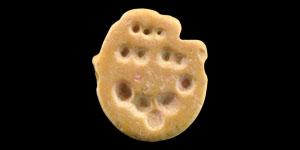 Bronze Age Jemdet Nasr Mesopotamian Vulture Stamp Seal