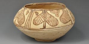 Harappan Biconical Bowl