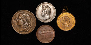 France - Group of Medallions [4]