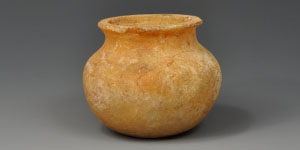 Egyptian Alabaster Jar