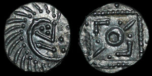 Anglo-Saxon - Series E - Sceat