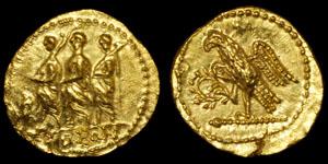 Greek Brutus - Caesars Assassin Gold Stater