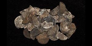 Group of Medieval Cut Halfpennies [66]