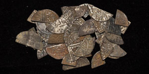 Group of Medieval Cut Halfpennies and Farthings [42]
