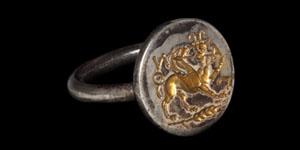 Greek Incuse Chimaera Ring