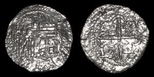Shipwreck - Atocha 1622 - 2 Reales