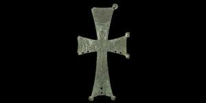 Byzantine Processional Cross