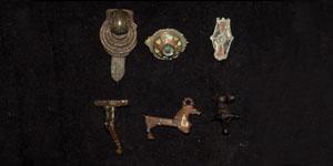 Roman and Romano-British Brooches Group